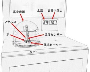 101 低温真空沸騰装置